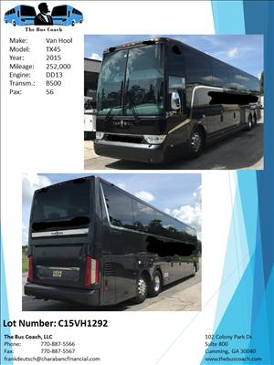 Inventory - The Bus Coach